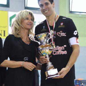 Cleber Ricardo alza la Veneto Cup