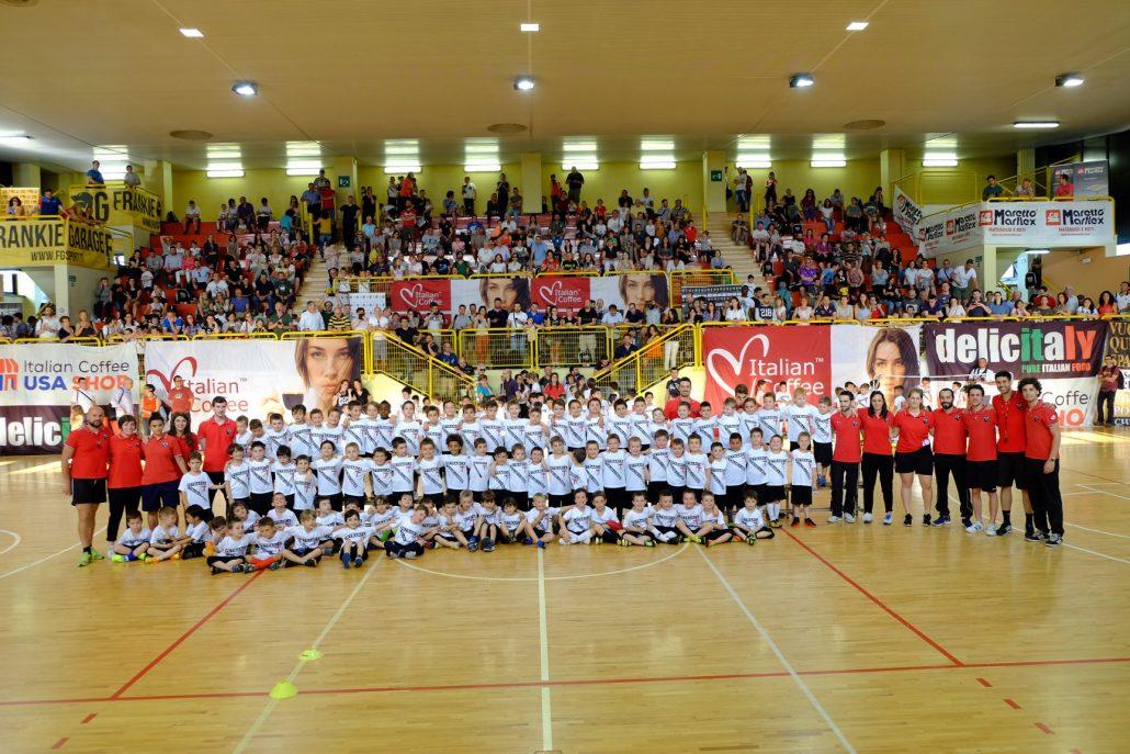 Calcio Per Bambini A Padova : Festa della scuola calcio petrarca ieri bambini a cà rasi